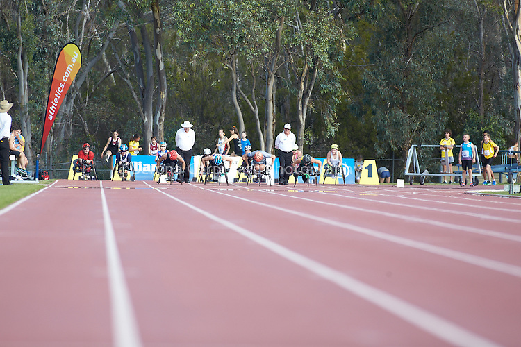 IPC Grand Prix 2016 Canberra