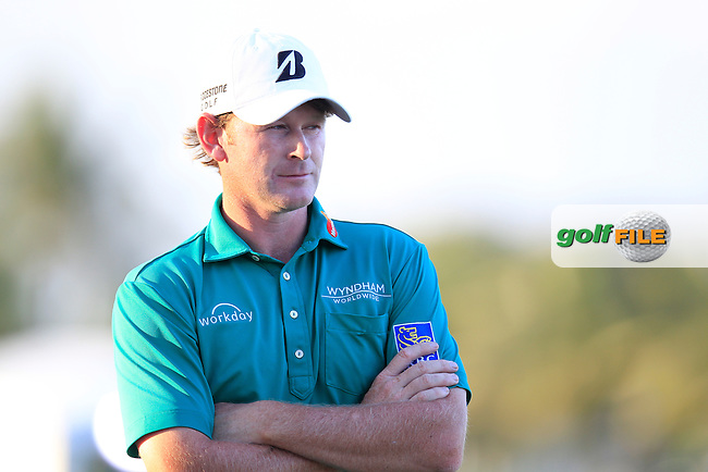 Brandt Snedeker (USA) during the 2nd round at the WGC Cadillac Championship, Blue Monster, Trump National Doral, Doral, Florida, USA<br /> Picture: Fran Caffrey / Golffile