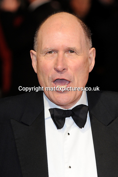 NON EXCLUSIVE PICTURE: PAUL TREADWAY / MATRIXPICTURES.CO.UK<br /> PLEASE CREDIT ALL USES<br /> <br /> WORLD RIGHTS<br /> <br /> British screenwriter and novelist William Nicholson attends the Royal film performance of &quot;Mandela: Long Walk to Freedom&quot; at the Odeon Theatre at Leicester Square in London, England.<br /> <br /> DECEMBER 5th 2013<br /> <br /> REF: PTY 137771