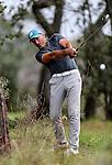Martin Pettirew during the Autex Muriwai Open, Muriwai Golf Club, Auckland, Sunday 1 May 2016. Photo: Simon Watts/www.bwmedia.co.nz