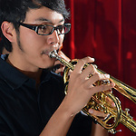 Boplicity, Tainan -- Guest trumpeter playing with Smalls Jazz Combo.