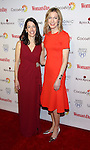 Kassie Means and Susan Spencer attends the 14th Annual Red Dress Awards presented by Woman's Day Magazine at Jazz at Lincoln Center Appel Room on February 7, 2017 in New York City.