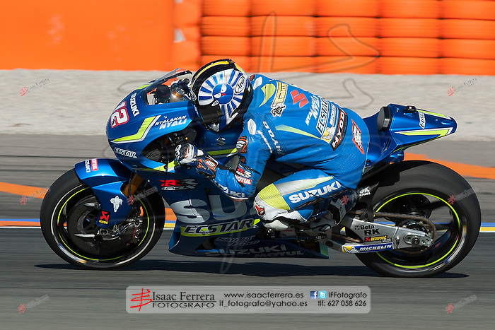 MotoGP Test.<br /> Ricardo Tormo Circuit.<br /> Cheste (Valencia-Spain).<br /> Tuesday, 15 november 2016. MotoGP Test.<br />