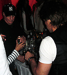 **EXCLUSIVE**.Ron Perlman and Jon Bon Jovi..New Year's Eve Party with Special Performance by Beyonce Knowles..Nikki Beach Restaurant..St Barth, Caribbean..Thursday, December 31, 2009..Photo By Celebrityvibe.com.To license this image please call (212) 410 5354; or Email: celebrityvibe@gmail.com ; .website: www.celebrityvibe.com.