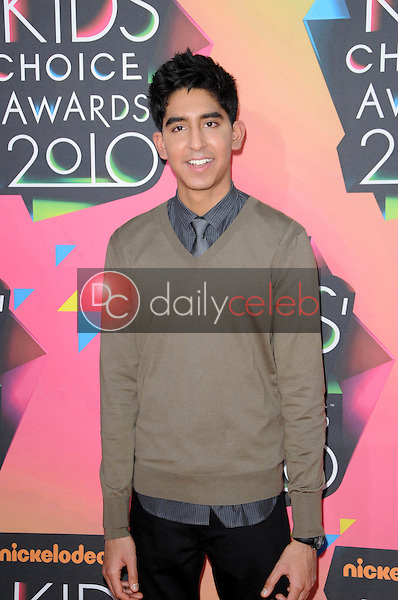 Dev Patel<br />