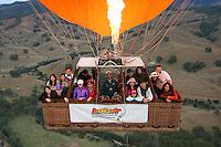 20150827 August 27 Hot Air Balloon Gold Coast
