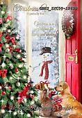 John, CHRISTMAS SYMBOLS, WEIHNACHTEN SYMBOLE, NAVIDAD SÍMBOLOS, paintings+++++,GBHSSXC50-1269B,#xx#