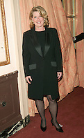 Tipper Gore at the 3rd Annual Directors Guild Of America Honors at the Waldorf-Astoria in New York City. June 9, 2002. <br />