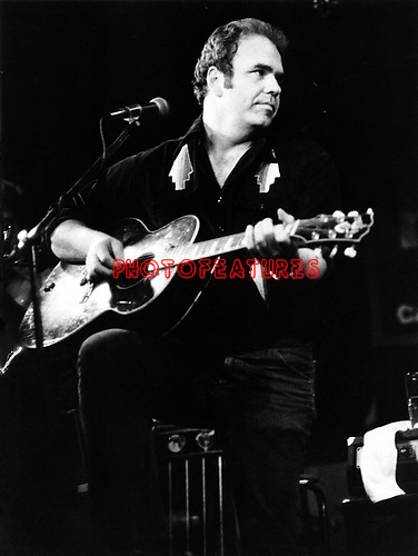 Hoyt Axton 1976.© Chris Walter.