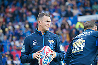 Picture by Allan McKenzie/SWpix.com - 07/10/2017 - Rugby League - Betfred Super League Grand Final - Castleford Tigers v Leeds Rhinos - Old Trafford, Manchester, England -