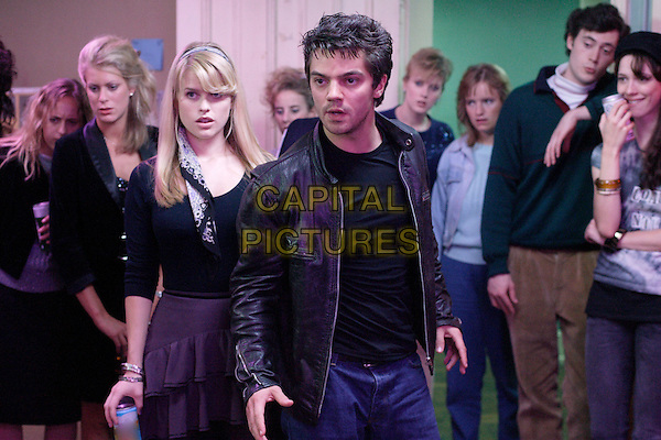 ALICE EVE & DOMINIC COOPER.in Starter For Ten.*Editorial Use Only*.Ref: FB.www.capitalpictures.com.sales@capitalpictures.com.Supplied by Capital Pictures.