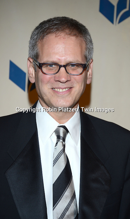 David Steinberger attends the 2013 National Book Awards Dinner and Ceremony on November 20, 2013 at Cipriani Wall Street in New York City.