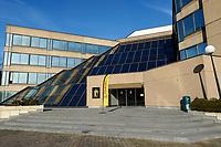 20191122 – BRUSSELS , BELGIUM :  the building of the Pro League – houba de strooperlaan 145 in Brussels  , Belgium  .  PHOTO SPORTPIX.BE | Stijn Audooren