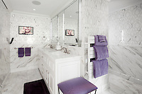 Mable Master Bathroom