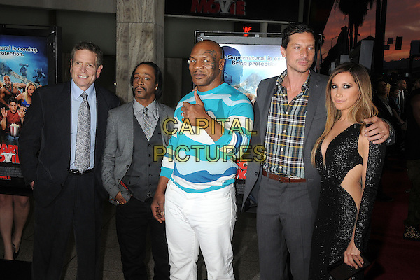 Scary Movie 5 Los Angeles Premiere Capital Pictures