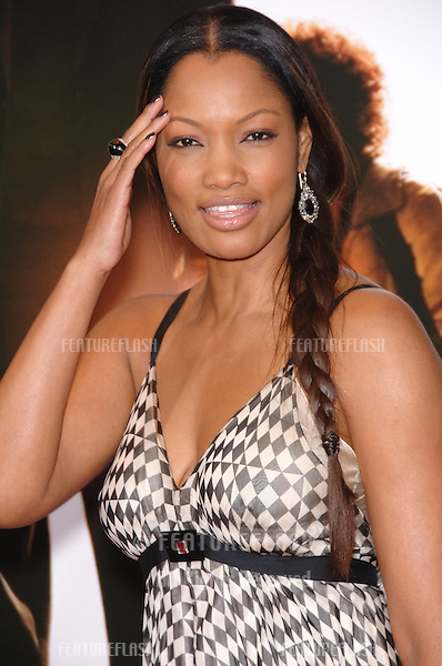 "GARCELLE BEAUVAIS-NILON at the world premiere of ""The Pursuit of Happyness"" at the Mann Village Theatre, Westwood..December 7, 2006  Los Angeles, CA.Picture: Paul Smith / Featureflash"