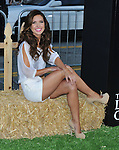 Audrina Patridge arriving at The Lucky One premiere held Grauman's Chinese Theatre Hollywood,  CA. April 16, 2012