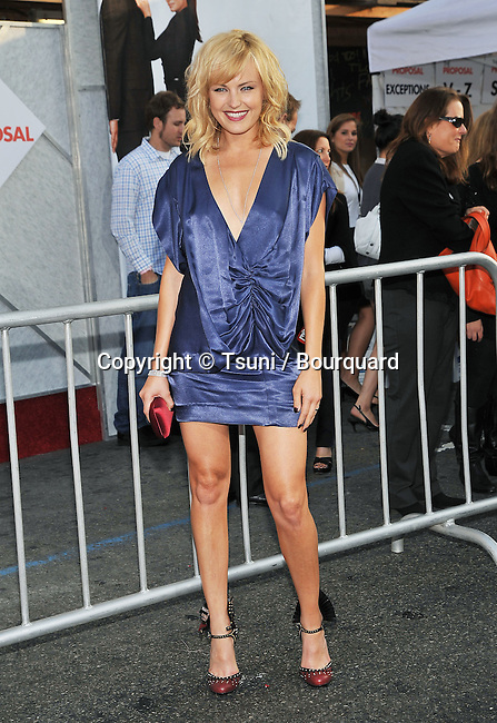 Malin Akerman -<br /> The Proposal Premiere at the El Capitan Theatre In Los Angeles.