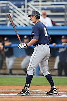 July 24 2008:  Hayden Parrott of the Oneonta Tigers, Class-A affiliate of the Detroit Tigers, during a game at Dwyer Stadium in Batavia, NY.  Photo by:  Mike Janes/Four Seam Images