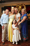 Dawn Kierans with her family at her 30th in The Westcourt Hotel...Picture Jenny Matthews/Newsfile.ie