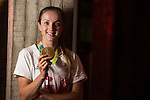 Olympic gold medalist Elinor Barker<br /> BBC Wales<br /> 01.09.16<br /> &copy;Steve Pope Sportingwales