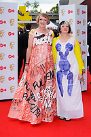 WWW.ACEPIXS.COM<br /> <br /> <br /> London, England, MAY 14 2017<br /> <br /> Grayson Perry attending the Virgin TV BAFTA Television Awards at The Royal Festival Hall on May 14 2017 in London, England.<br /> <br /> <br /> <br /> Please byline: Famous/ACE Pictures<br /> <br /> ACE Pictures, Inc.<br /> www.acepixs.com, Email: info@acepixs.com<br /> Tel: 646 769 0430