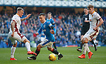 Barrie McKay takes on Richard Tait and Chris Cadden