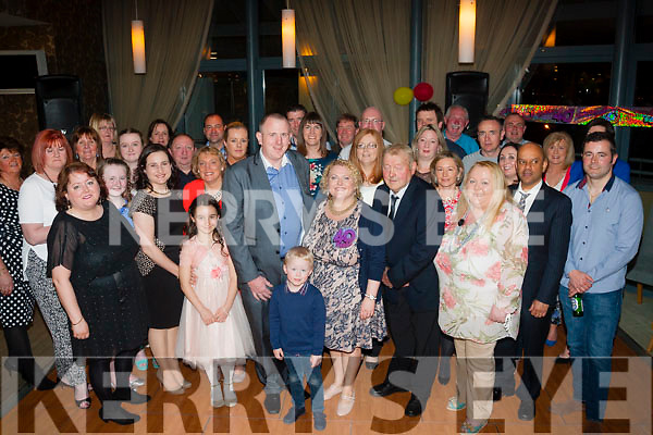 40 Rocks<br /> ------------<br /> Helen Courtney-Power,Keel,Castlemaine (centre) had a fab night celebrating her 40th birthday last Saturday night in the Ballyroe Hts hotel,Tralee allng with many friends and family