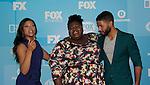 Tarajo P. Henson & Jussie Smollett - Empire - FOX 2015 Programming Presentation on May 11, 2015 at Wolman Rink, Central Park, New York City, New York.  (Photos by Sue Coflin/Max Photos)