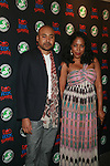Earl S. Bell and DeAdre Aziza Attend New York City Red Carpet Premiere of the new Spike Lee Joint RED HOOK SUMMER, NY D. Salters/WENN 8/6/12