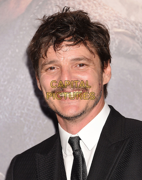 HOLLYWOOD, CA - FEBRUARY 15: Actor Pedro Pascal arrives at the premiere of Universal Pictures' 'The Great Wall' at TCL Chinese Theatre IMAX on February 15, 2017 in Hollywood, California.<br /> CAP/ROT/TM<br /> &copy;TM/ROT/Capital Pictures