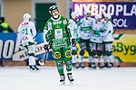 Stockholm 2014-03-01 Bandy SM-semifinal 1 Hammarby IF - V&auml;ster&aring;s SK :  <br /> Hammarbys Markus Kumpuoja deppar efter att V&auml;ster&aring;s Jonas Nilsson gjort 5-0 i den andra halvleken<br /> (Foto: Kenta J&ouml;nsson) Nyckelord:  VSK Bajen HIF depp besviken besvikelse sorg ledsen deppig nedst&auml;md uppgiven sad disappointment disappointed dejected