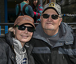 Eva and Steve Heathman during Snowfest at North Lake Tahoe on Saturday, March 11, 2017.