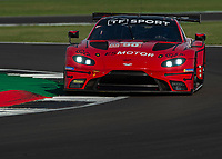 Salih Yoluc (TUR), Charles Eastwood (GBR), Jonathan Adam (GBR) TF SPORT during the WEC 4HRS of SILVERSTONE at Silverstone Circuit, Towcester, England on 30 August 2019. Photo by Vince  Mignott.