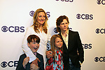 Iaian Armitage- Zoe Perry- Raegan Revord- Montana Jordan- Young Sheldon - CBS Upfront 2018 on May 17, 2018 at the Plaza Hotel, New York City, New York with new Prime Time 2018-19 shows (Photo by Sue Coflin/Max Photo)