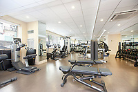 Gym at 205 East 68th Street
