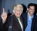 Jerry Stiller and Ben Stiller<br /> attending the opening night performance of THREE SISTERS at the Roundabout Theatre in New York City.<br /> May 21, 1998