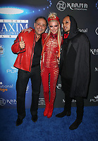 LOS ANGELES, CA - OCTOBER 21: Tara Reid, Guests, at 2017 MAXIM Halloween Party at LA Center Studios in Los Angeles, California on October 21, 2017. Credit: Faye Sadou/MediaPunch /NortePhoto.com