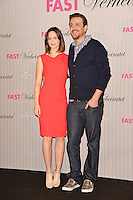 Emily Blunt and Jason Segel attending the The Five-Year Engagement (german title: Fast Verheiratet) photocall held at Park Hyatt Hotel, Hamburg, Germany, 11.06.2012...Credit: Timm/face to face /MediaPunch Inc. ***FOR USA ONLY*** NORTEPHOTO.COM