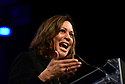 Sen. Kamala Harris (D-CA) speaks at the Netroots Nation annual conference in New Orleans, Fri. Aug. 3, 2018.