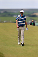 Cormac Sharvin (NIR) walks to the 18th green during Sunday's Final Round of the Dubai Duty Free Irish Open 2019, held at Lahinch Golf Club, Lahinch, Ireland. 7th July 2019.<br /> Picture: Eoin Clarke | Golffile<br /> <br /> <br /> All photos usage must carry mandatory copyright credit (© Golffile | Eoin Clarke)