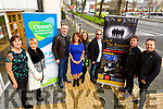 At the launch of the Bon Jovi Tribute band fundraiser for Cliona&rsquo;s Fund and for The Palliative Care and Oncology Tralee UHK in the Brandon Hotel on Tuesday.<br /> L to r: Mary Lynch, Audrey Reidy, Brendan Ring (Cliona&rsquo;s Fund), Eileen Whelan, Audrey Reidy,  Sean McCord, Mike Leahy and Damien Greer (Bon Jovi Tribute band).