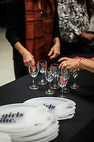 The twenty first annual Women of Taste fundraiser for Girls Inc. of Alameda County was held on Saturday, September 29th, 2012. More than  65 San Francisco Bay Area chefs, wineries, and brewmasters supported Girls Inc. of Alameda County at the Kaiser Rooftop Garden in downtown Oakland, California.