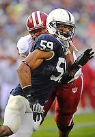 Penn State DE Aaron Maybin