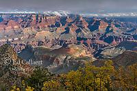 South Rim, Horseshoe Mesa, Grand Canyon National Park, Arizona