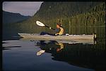 Sea kayaking in Southeast Alaska
