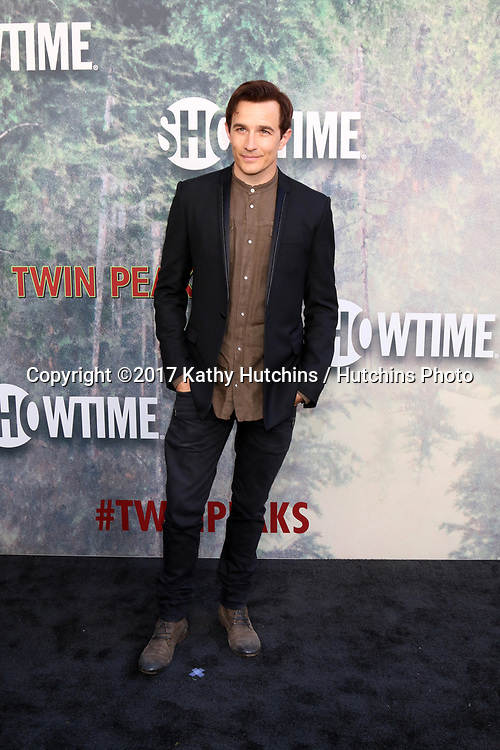 """LOS ANGELES - MAY 19:  Jesse Johnson at the """"Twin Peaks"""" Premiere Screening at The Theater at Ace Hotel on May 19, 2017 in Los Angeles, CA"""