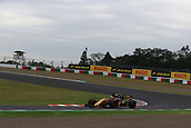 6th October 2017, Suzuka Circuit, Suzuka, Japan; Japanese Formula One Grand Prix, Friday Free Practice; Nico Hulkenberg - Renault Sport F1 Team