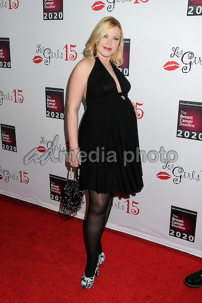 11 October 2015 - Hollywood, California - Adrienne Frantz. 15th Annual Les Girls Cabaret held at Avalon. Photo Credit: Byron Purvis/AdMedia