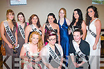 5919-5922.---------.Glam.----.Kaylee O'Connell from the Maharee's(seated centre)was chosen this years Castlegregory Summer festival Queen 2011 out of a group of 10,also seated is Tara O'Mahony(Lt)and Jackie McCarthy(back)L-R Jessica Hoare,Carol Walsh,Lisa Cahill,Samantha Flynn,katie Spillane,Rebecca O'Donnell and Aideen O'Mahony.